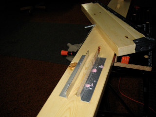 Build A Home Made Wax Bench For Your Skis